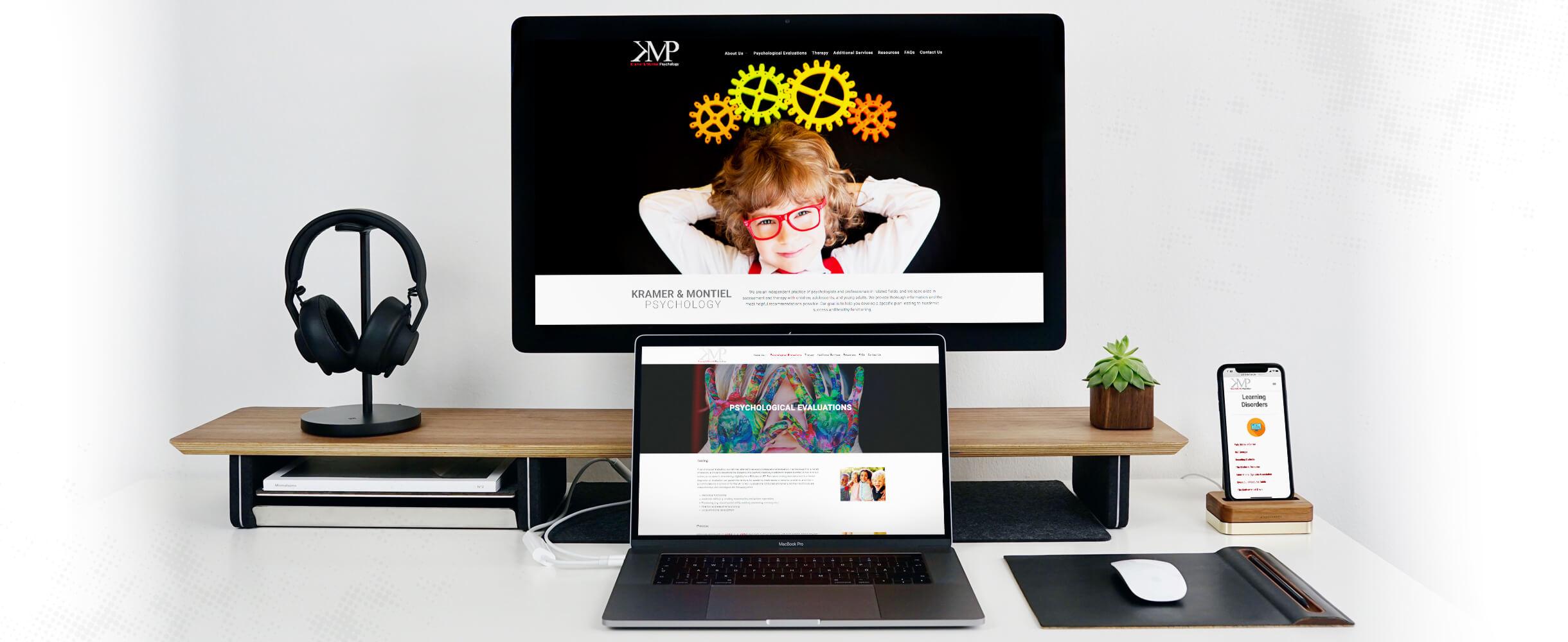 kramer & montiel psychology website images