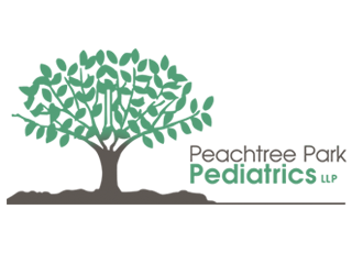 peachtree park pediatrics logo